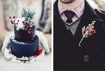 Christmas/Winter Wedding / Winter Wonderland Weddings