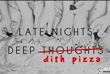 Pizza Quotes / Some pizzinspirational quotes to brighten your day #pizza #inspriational