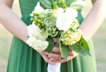 Green Weddings / Green Theme Weddings Inspirations