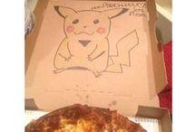 Jet's Pizza Box Art