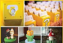Super Mario Wedding / The Gamer's Side of Fun Themed Weddings