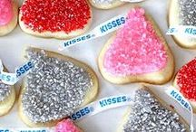 Sweet Valentine's Treats / Delicious recipes to make this Valentine's Day for your family, friends or significant other.