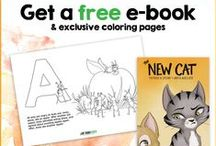 Frogburps Coloring Pages / Free coloring pages for children #coloringpages #coloring #children #free #freebies #printables