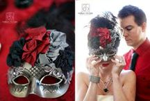 50 Shades of Grey Wedding / 50 Shades of Grey Theme Weddings Inspirations
