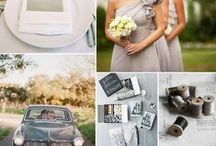 Wedding Inspiration Boards / Themed Weddings Inspirations
