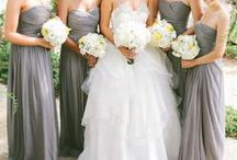 Gray Weddings / by Lovegevity's Wedding Planning Institute