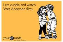 Wes Andersen. / Everything Andersen.