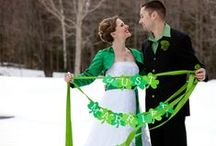 Saint Patrick's Day Wedding / Everything Saint Patrick's Day!
