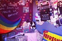 Bedroom and decor