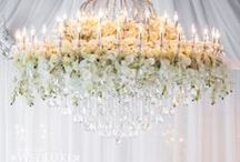 Wedding Chandeliers / Beautiful Chandeliers
