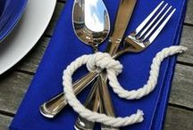 Nautical Themed Weddings / Nautical Theme Weddings Inspirations