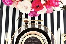 Kate Spade Theme Weddings / Kate Spade Love