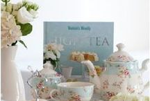 Tea Party Theme / Tea Party Time- Tea cups & decor ideas