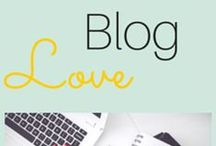 Blog Love | Sarah Smirks:  The Marketing Mama Blog / All of the lovely bloggers I support.