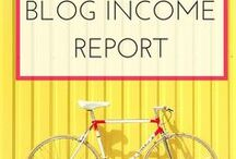 Blog Income Reports/Passive Income | Small Biz + Blogger | Sarah Smirks / This board is dedicated to blog incomes, how to make money blogging, passive income, & traffic reports.  A girl's gotta learn!