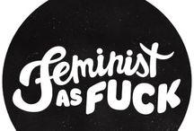 feminism & equality ✌