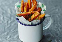 C O O K / Savoury recipe ideas with tasty, fresh flavours