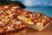 Aloha Pizza Party / Hawaiian Party