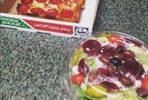 Pizza n Salad