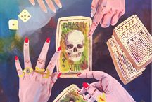 T A R O T / Tarot decks, spreads, artwork and other magical, spiritual things and matters of divination
