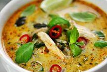 S O U P S / Soup recipes for all seasons