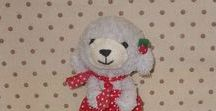 TEDDY BEAR / BEAR,WITH DIFFERENT PERSONALITIES AND FRAGRANCE.