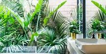 Tropical Vibes || Chic Living Clique / All the inspiration for a flawless tropical look || Chic Living Clique