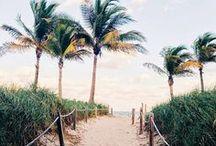 Summer ° / Summer, Ocean, sunshine, blue sky's