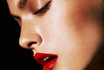 Bold Lips / Bold lip statements.