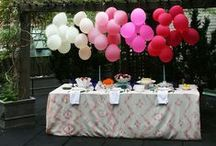 EVENT IDEAS / DECO IDEAS / looking for deco inspiration for an event coming up?  Take a look here for all sorts of occasions.