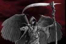 Grim Reaper etc. / by Patricia Routt