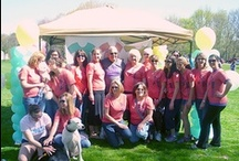 Team UHS Walks and Events 2013