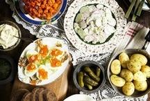 Cuisine : Russian Food