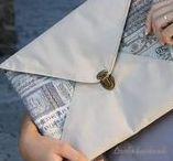 Clutch envelop