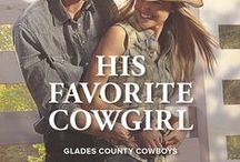 His Favorite Cowgirl / October 2014 Harlequin American Release (Working title was Second Chance Rancher)