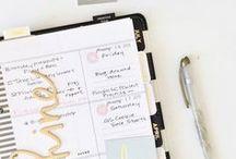 KC loves planners and notebooks / Ik ben helemaal verslaafd aan het maken van to do lijstjes, planningen en ik ben dol op mooie planners, agenda's en notebooks! Alles wat me daarover inspireert verzamel ik hier