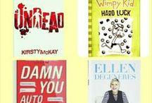 The books I read
