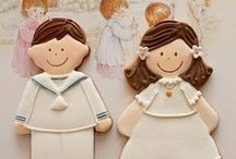 »First communion|Party - Ideas / by c c