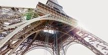 Hello Paris - Paris Photography / Decorate your home with photography from the city of love.