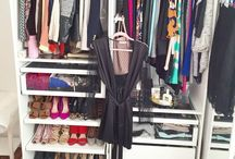 Fashionable Closets / Custom wardrobe solutions for Fashionistas with limited space