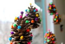 DIY Christmas for Kids / Find some of our favorite DIY Christmas decoration ideas for kids.