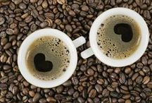 My Love for Coffee/Tea...Wine...the Rain...& Romance