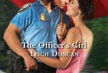 The Officer's Girl / My first book--The Officer's Girl