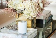 Coffee Table Style / Coffee table decor and styling