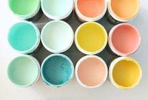 beautiful colours / Farben