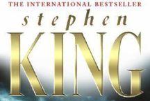 Stephen king / Al de boeken die ik heb of heb gelezen... Mijn favoriete schrijver!