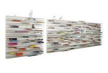 places for books and more / Auch in Zeiten von ebooks brauchen Bücher ihren Platz!