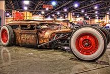 rat rods and customs