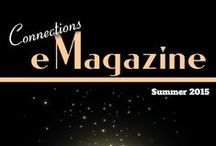 Connections eMagazine / Connection eMagazine is a FREE quarterly publication focused on bringing authors and readers together