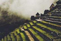 Place #2 Machu Pichu / La ciudad perdida de los incas
